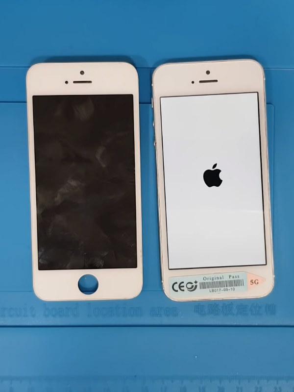 iPhone 5 ekran değişimi nasıl yapılır