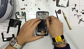 LG G2 D802 Siyah Ekran Değişimi