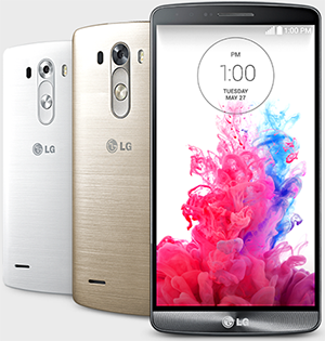 LG G3 Beat Renkleri