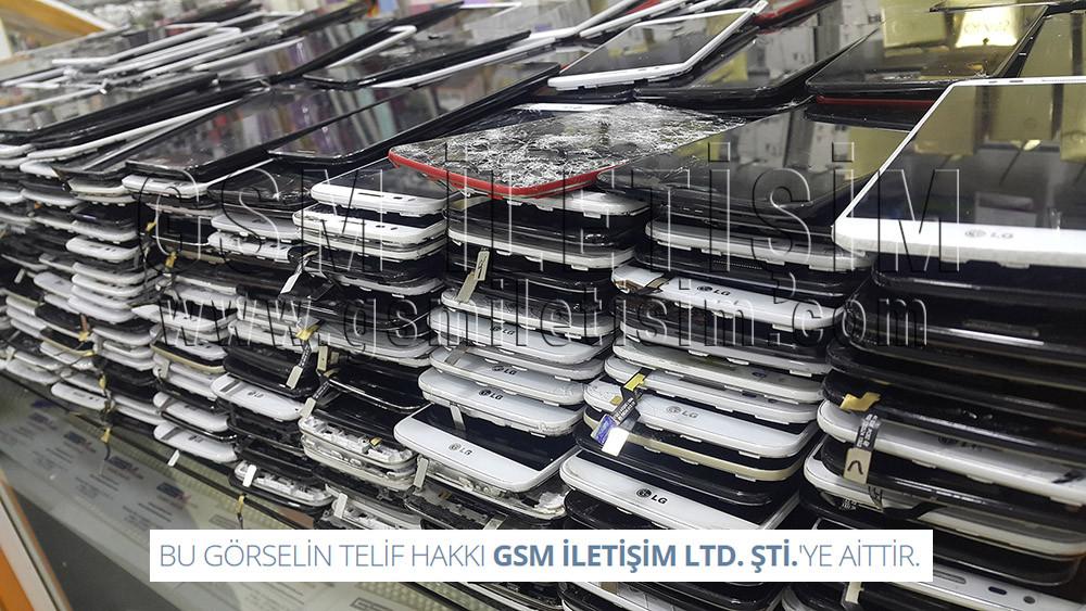 GSM İLETİŞİM LTD. ŞTİ. LG G3 EKRAN DEĞİŞİMİ REFERANSLARI