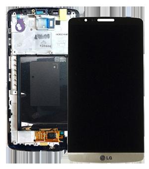 LG G3 Orjinal Ekran