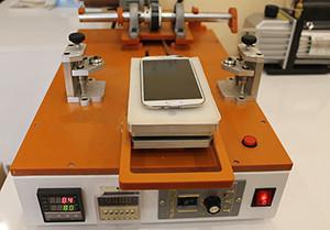 Özel Samsung Cam Değişim Makinesi