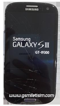 Ekranı Kırık Samsung Galaxy S3