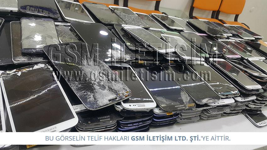 GSM İletişim LTD. ŞTİ. Uzman SAMSUNG Teknisyenleri Tarafından Değiştirilmiş Ekranlar