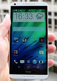 HTC Desire 816 Ekranı