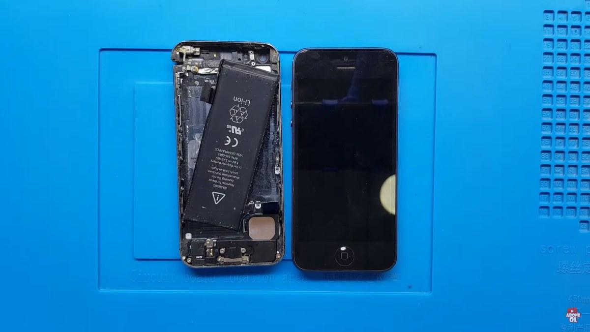 iPhone 5 kasa değişimi nasıl yapılır