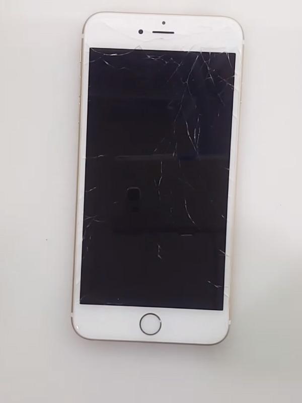 iPhone 6 Plus Ekran Değişimi Öncesi