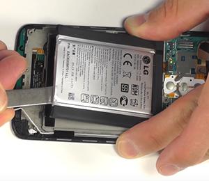 LG G2 Batarya Değişimi