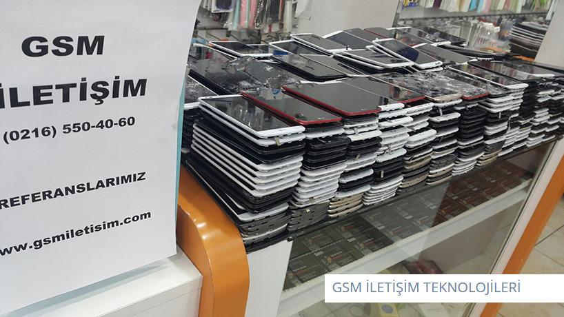GSM İletişim Teknolojileri LG Kırık Ekran Referansları