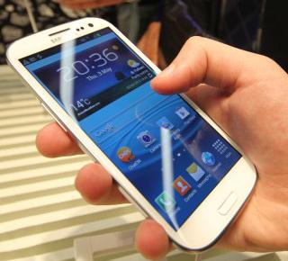 Galaxy S3 Orjinal Ön Cam Değişimi