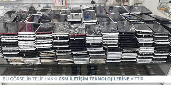GSM İletişim Teknolojileri Tarafından Değiştirilmiş LG Ekranlar