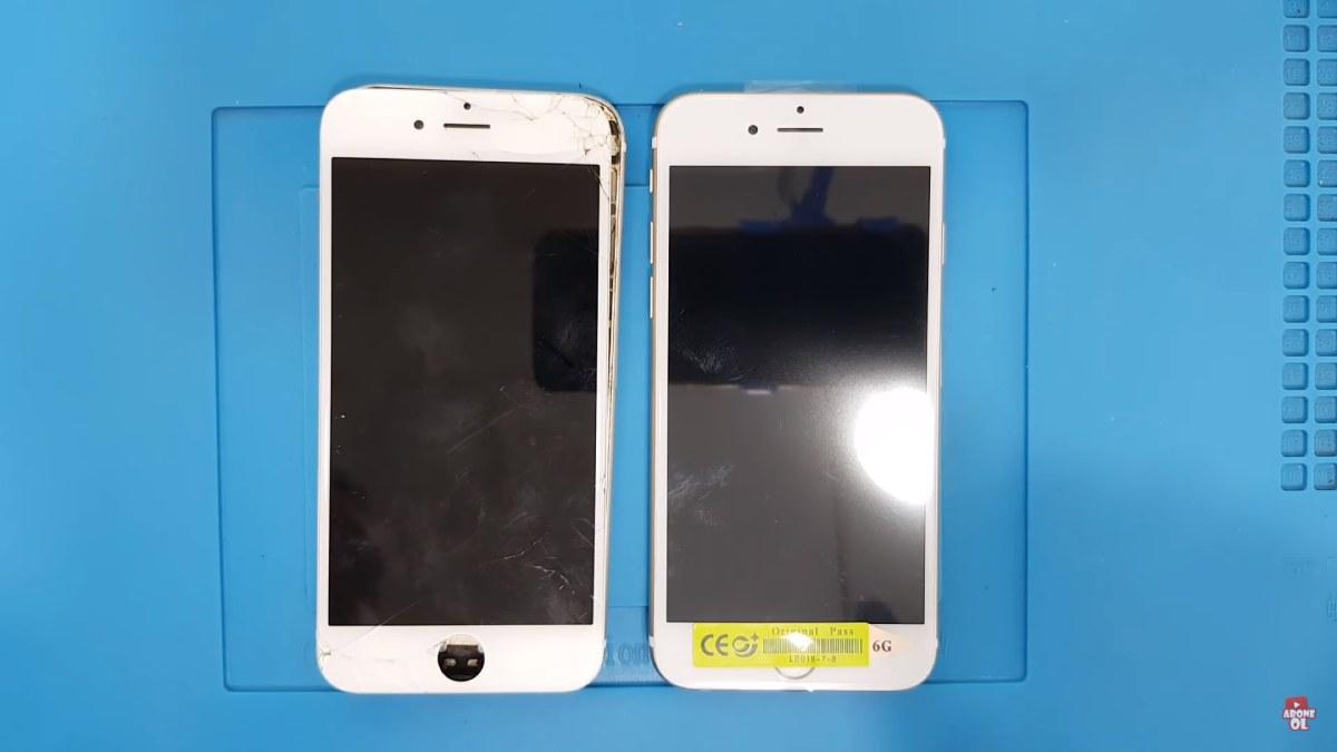 iPhone 6 kasa değişimi nasıl yapılır