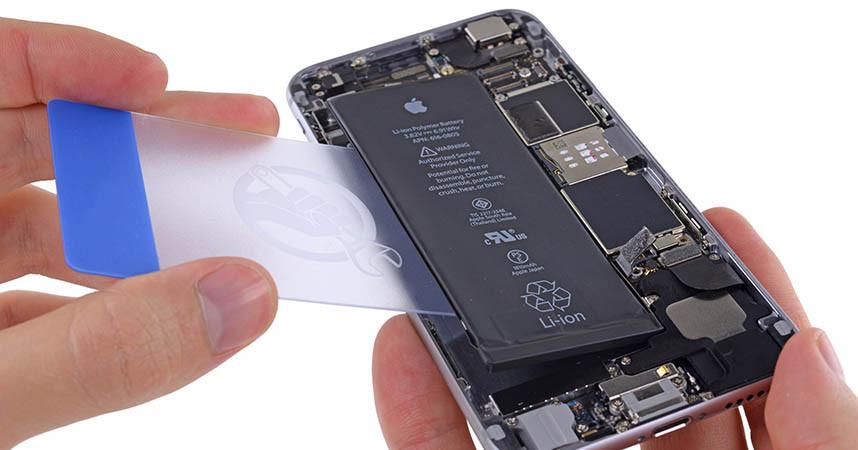 iPhone 6 Bataryanın Sökülmesi