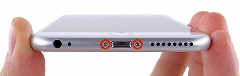 iPhone 6 Plus Alt Vida Kısmı