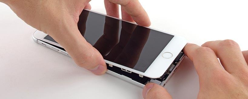 iPhone 6 Plus Ekranının Takılması
