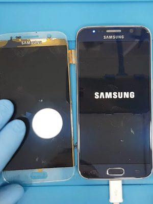 Samsung Galaxy S6 Ekran Değişimi Teknik Servisi