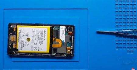 Sony Xperia Z3 batarya değişimi nasıl yapılır