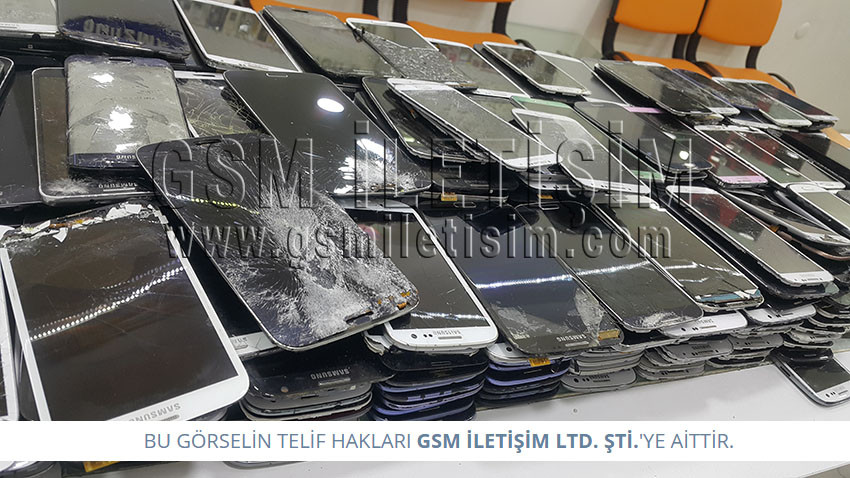 GSM İLETİŞİM LTD. ŞTİ. SAMSUNG GALAXY CAM DEĞİŞİMİ REFERANSLARI