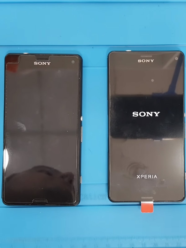 Sony Xperia Z3 Compact ekran değişimi nasıl yapılır