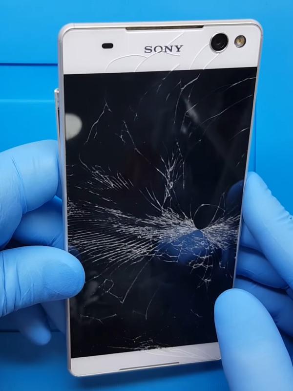 Sony Xperia C5 Ultra Ekran Değişimi Nasıl Yapılır
