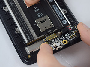 ASUS Zenfone Şarj Soketi Değişimi