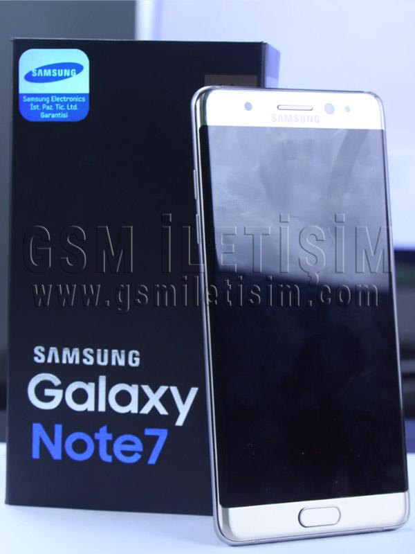 Samsung Galaxy Note 7 Ekran Deiimi Fiyat 850 TL