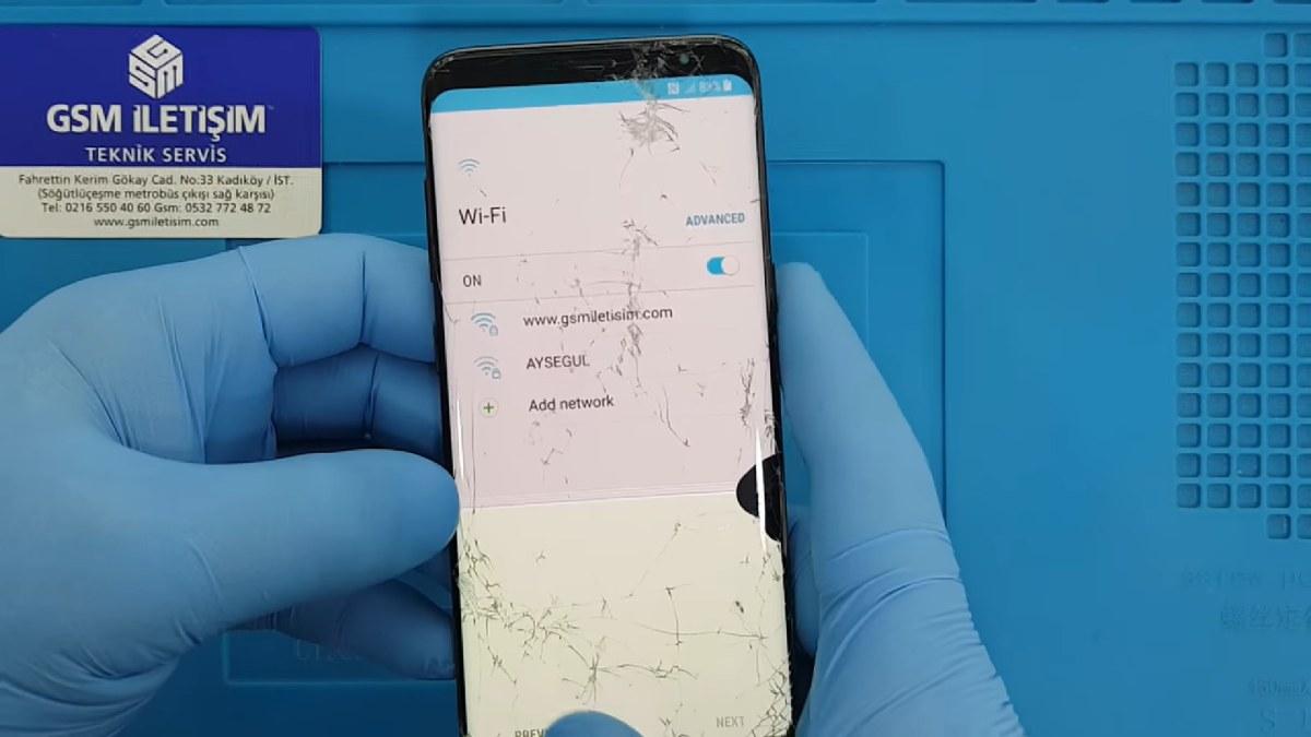 Telefonun ekranı kırıldı garanti kapsamına girer mi