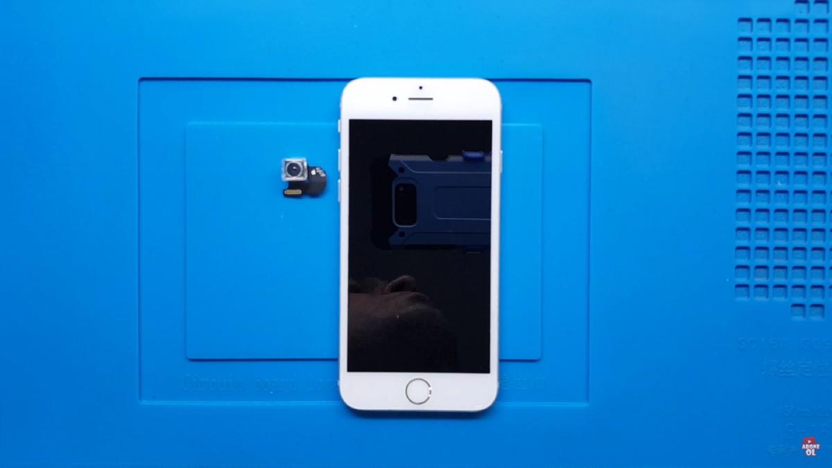 iphone 6s kamera değişimi nasıl yapılır