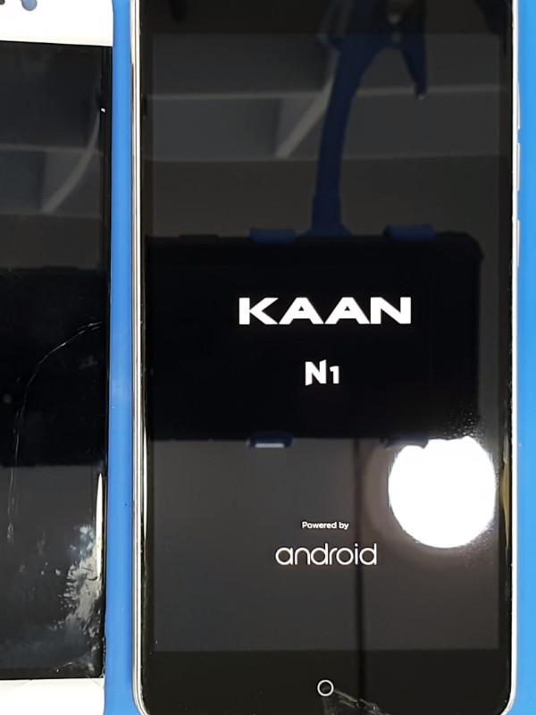 Kaan N1 ekran cam değişimi