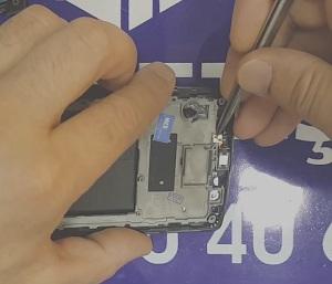 LG G4 Ön Kamera Değişimi