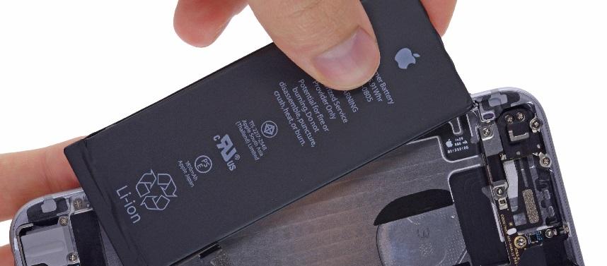 iPhone 6 Batarya Sorunu