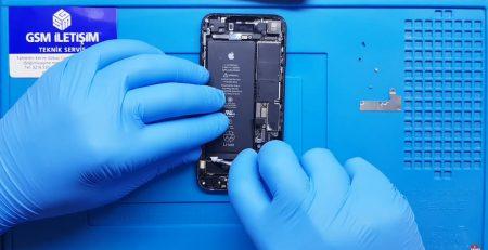 iPhone 7 Plus batarya değişimi nasıl yapılır