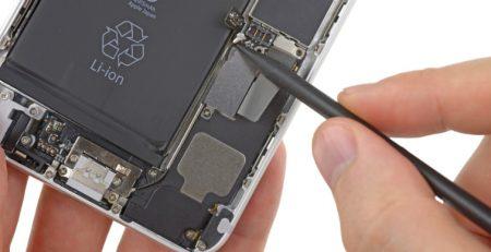iPhone mikrofon soketi değişimi