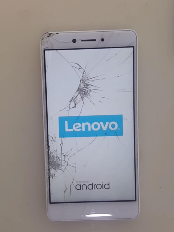 lenovo k6 note ekran değişimi
