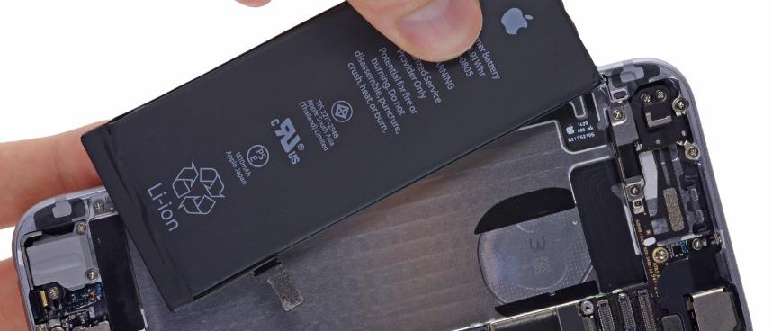 iphone 6 batarya şişmesi