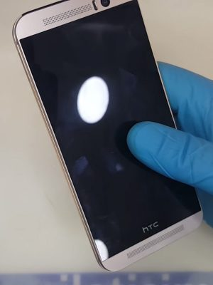 htc one m9 plus ekran değişimi