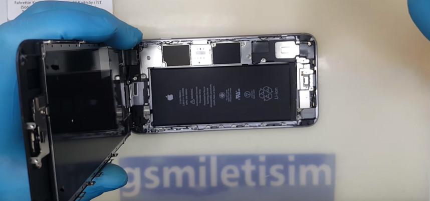 iphone 6s plus şarj olmuyor sorunu çözümü