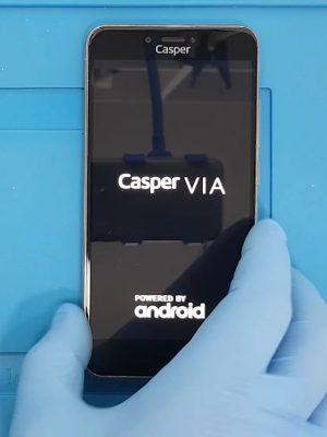 Casper Via M3 ekran değişimi nasıl yapılır