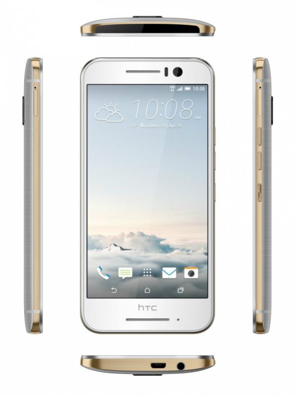 HTC One S9 Ekran Değişimi