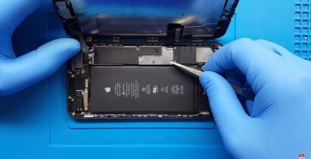 iPhone 7 Plus ekranı kırıldı ön camı çatladı
