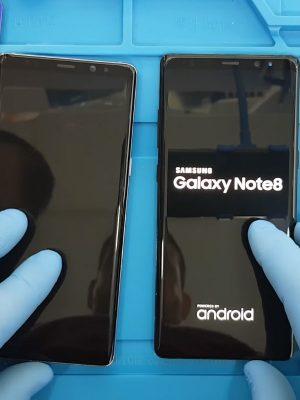 Samsung Galaxy Note 8 Ekran Tamiri