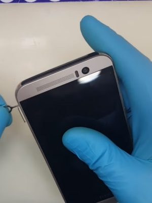 HTC One Max Ekran Değişimi
