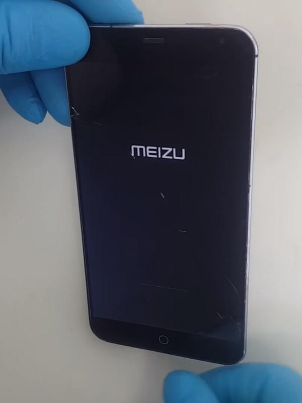 Meizu M5 Note Ekran Değişimi