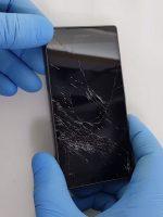 Sony Xperia Z5 Compact Mini Ekran Değişimi Öncesi