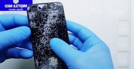 Telefon Ekran Çatlaması