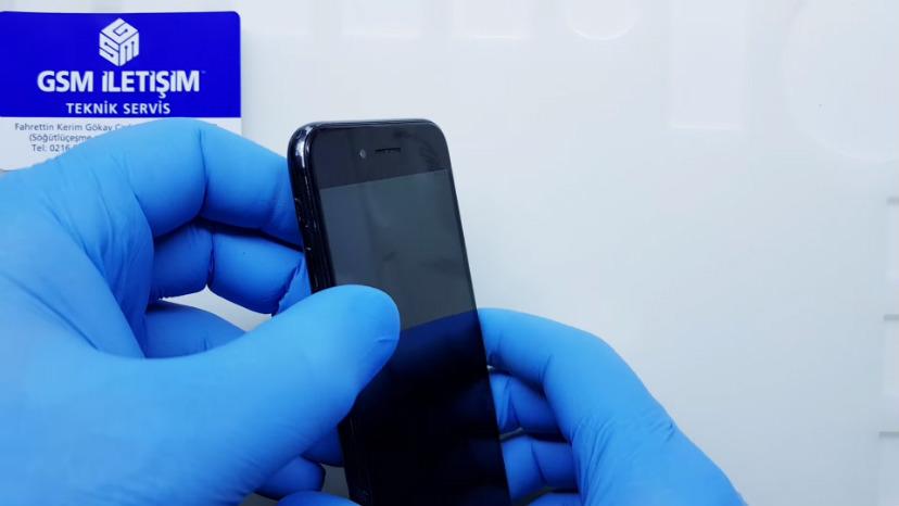 iPhone 7 Dokunmatik Basmıyor