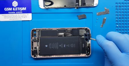 iPhone ön arka kamera değişimi nasıl yapılır