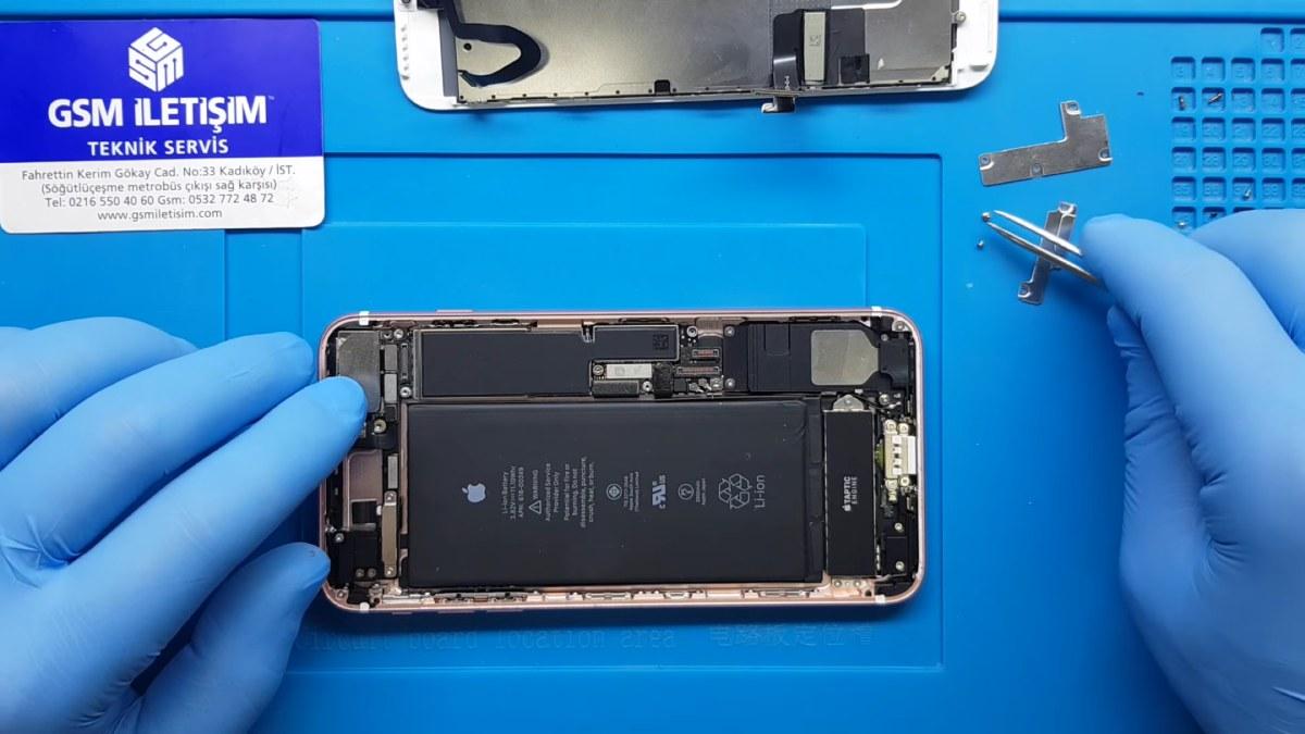 iPhone şarj soketi değişimi nasıl yapılır