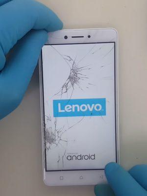 Lenovo Vibe S1 Lite Ekran Değişimi