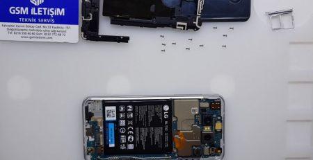 LG Batarya Değişimi